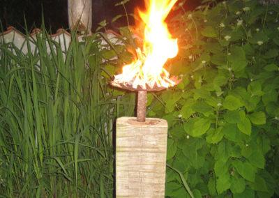 Feuerstehle